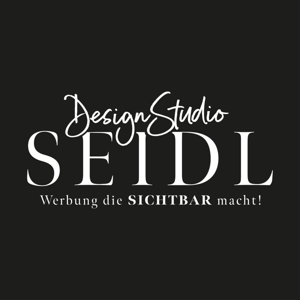 Logo von Designstudio Seidl - Werbung die sichtbar macht.